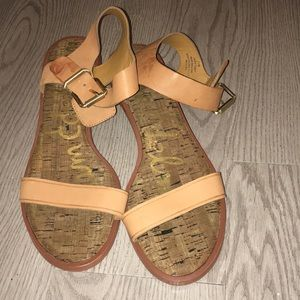 Used Sam Edelman Sandals with Heel